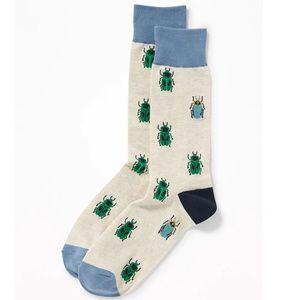 Other - mens bug socks
